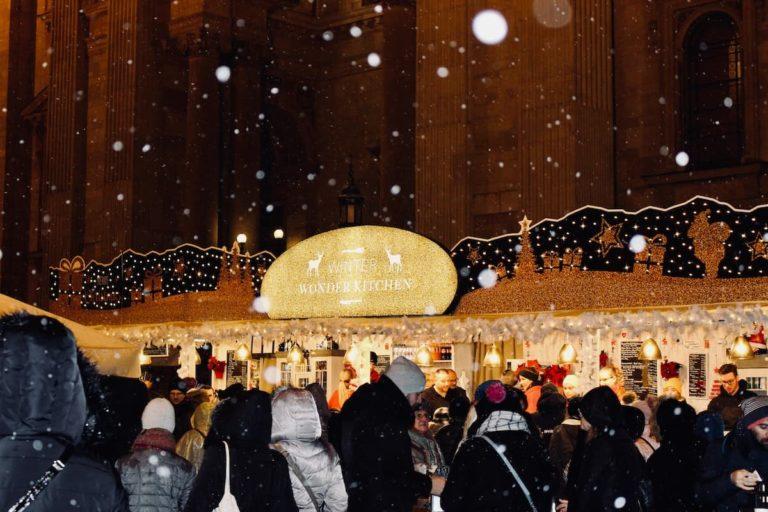 Ravensburger Weihnachtsmarkt 2020